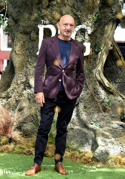 Ben Kingsley Photo - Photo by KGC-03starmaxinccomSTAR MAX2016ALL RIGHTS RESERVEDTelephoneFax (212) 995-119671716Ben Kingsley at the UK Premiere of The BFG(London England)