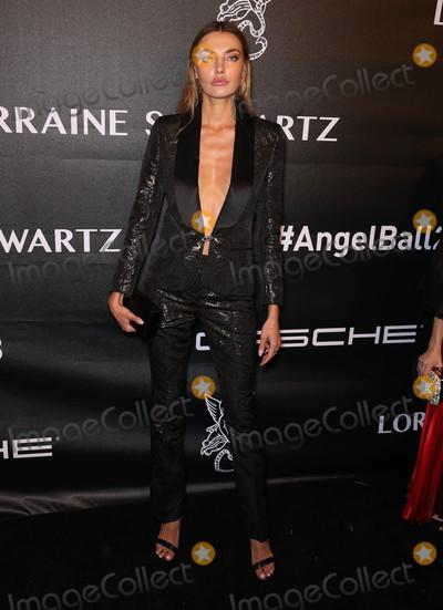 Alina Baikova Photo - Photo by John NacionstarmaxinccomSTAR MAX2018ALL RIGHTS RESERVEDTelephoneFax (212) 995-1196102218Alina Baikova at Angel Ball 2018 in New York City