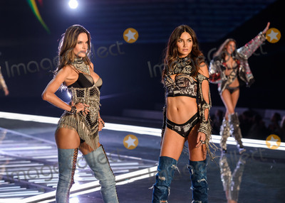 Alessandra Ambrosio Photo - Photo by ESBPstarmaxinccomSTAR MAXCopyright 2017ALL RIGHTS RESERVEDTelephoneFax (212) 995-1196112017Alessandra Ambrosio and Lily Aldridge at the 2017 Victorias Secret Fashion Show in Shanghai China