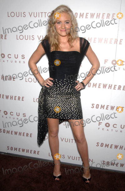 Amanda AJ Michalka Photo - Photo by Michael Germanastarmaxinccom201012710Amanda (AJ) Michalka at the premiere of Somewhere(Hollywood CA)