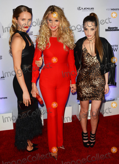 Alexa Ray Joel Photo - Photo by Patricia SchleinstarmaxinccomSTAR MAX2017ALL RIGHTS RESERVEDTelephoneFax (212) 995-119621617Christie Brinkley Sailer Lee and Alexa Ray Joel at The Sports Illustrated Swimsuit 2017 Launch Event(NYC)