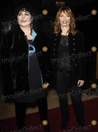 Ann Wilson Photo - Photo by Michael Germanastarmaxinccom20105110Ann Wilson and Nancy Wilson at the LA Gay and Lesbian Centers An Evening with Women Celebrating Art Music and Equality(Beverly Hills CA)