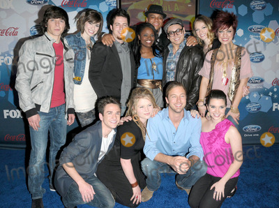 Aaron Kelly Photo - Photo by Galaxystarmaxinccom201031110Aaron Kelly Crystal Bowersox Casey James Katie Stevens  Tim Urban Siobhan Magnus Lee Dewyze Paige Miles Michael Lynche Andrew Garcia Didi Benami and Lacey Brown at the American Idol Final 12 Party(Hollywood CA)Not for syndication in England