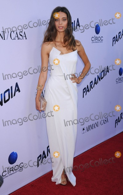 Angela Sarafyan Photo - Photo by KGC-11starmaxinccomSTAR MAX2013ALL RIGHTS RESERVEDTelephoneFax (212) 995-11968813Angela Sarafyan at the premiere of Paranoia(Los Angeles CA)US syndication only
