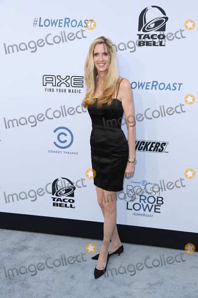 ANNE COULTER Photo - Photo by JMAstarmaxinccomSTAR MAX2016ALL RIGHTS RESERVEDTelephoneFax (212) 995-119682716Ann Coulter at a Comedy Central Roast(Los Angeles CA)