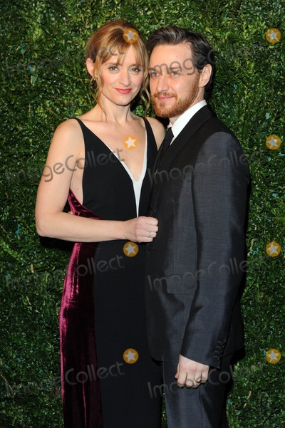 Anne Marie Duff Photo - Photo by KGC-03starmaxinccomSTAR MAX2014ALL RIGHTS RESERVEDTelephoneFax (212) 995-1196113014Anne-Marie Duff and James McAvoy at the London Evening Standard Theatre Awards(London England UK)
