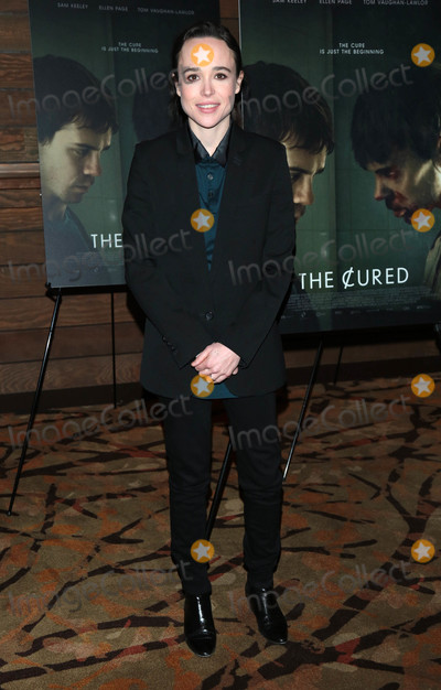 Ellen Page Photo - Photo by gotpapstarmaxinccomSTAR MAX2018ALL RIGHTS RESERVEDTelephoneFax (212) 995-119622018Ellen Page at the premiere of The Cured in Los Angeles CA