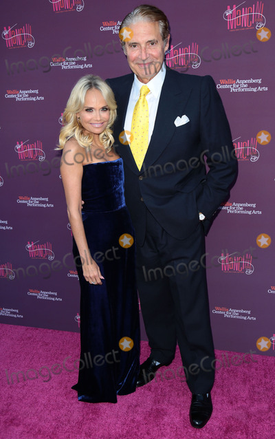 Henry Mancini Photo - Photo by gotpapstarmaxinccomSTAR MAXCopyright 2017ALL RIGHTS RESERVEDTelephoneFax (212) 995-11964117Kristin Chenoweth and Michael Nouri attend Mancini Delivered - A Musical Tribute To Ginny And Henry Mancini(Beverly Hills CA)