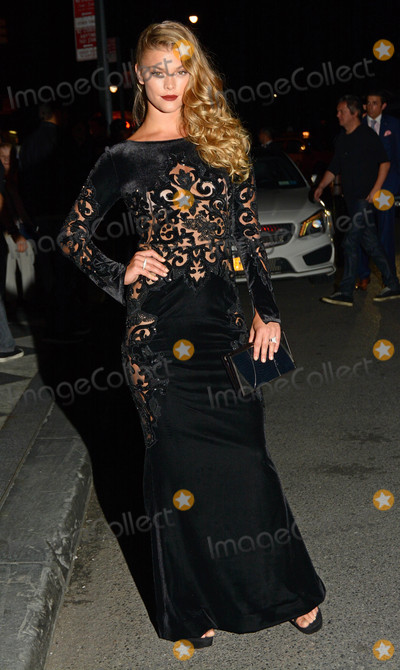 Nina Agdal Photo - Photo by Patricia SchleinstarmaxinccomSTAR MAX2016ALL RIGHTS RESERVEDTelephoneFax (212) 995-11969916Nina Agdal is seen in New York City