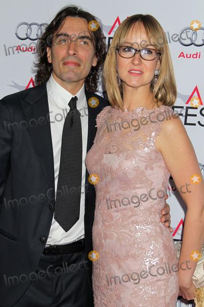 Andrea Meszaros Photo - Photo by REWestcomstarmaxinccom2014ALL RIGHTS RESERVEDTelephoneFax (212) 995-1196111214Carlo Ponti and Andrea Meszaros Ponti at a screening of Still Alice(Los Angeles CA)
