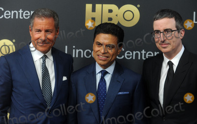 Richard Plepler Photo - Photo by Dennis Van TinestarmaxinccomSTAR MAXCopyright 2018ALL RIGHTS RESERVEDTelephoneFax (212) 995-119652918Richard Plepler Fareed Zakaria and John Oliver at Lincoln Centers American Songbook Gala held at Alice Tully Hall in New York City(NYC)
