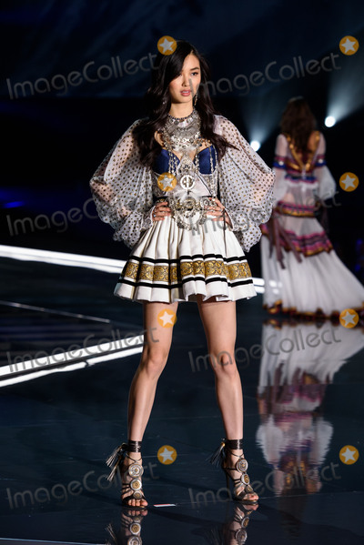 Estelle Photo - Photo by ESBPstarmaxinccomSTAR MAXCopyright 2017ALL RIGHTS RESERVEDTelephoneFax (212) 995-1196112017Estelle Chen at the 2017 Victorias Secret Fashion Show in Shanghai China