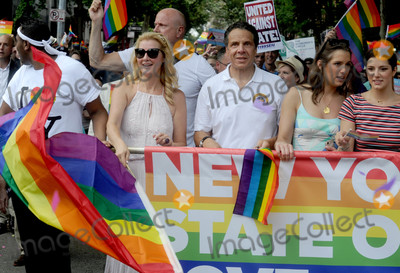 Andrew Cuomo Photo - Photo by Dennis Van TinestarmaxinccomSTAR MAX2018ALL RIGHTS RESERVEDTelephoneFax (212) 995-119662418Andrew Cuomo at The 2018 Gay Pride Parade (NYC Pride March) in New York City