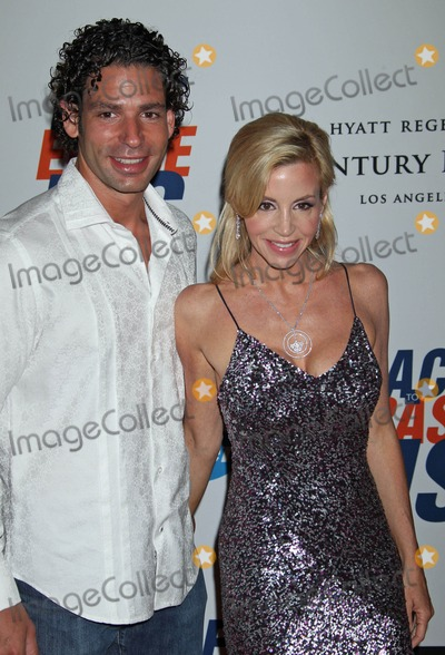 Dimitri Charalambopoulos Photo - Photo by REWestcomstarmaxinccom2012STAR MAXALL RIGHTS RESERVEDTelephoneFax (212) 995-119651912Camille Grammer and Dimitri Charalambopoulos at the 19th Annual Race to Erase MS(Century City CA)