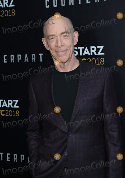 JK Simmons Photo - Photo by zzgotpapstarmaxinccomSTAR MAXCopyright 2018ALL RIGHTS RESERVEDTelephoneFax (212) 995-119652318JK Simmons at the STARZ Television Network For Your Consideration Event for Counterpart and Howards End held at the Los Angeles County Museum of Art (LACMA) in Los Angeles CA