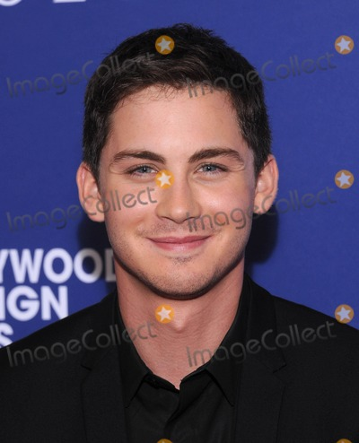 Logan Lerman Photo - Photo by KGC-11starmaxinccomSTAR MAX2014ALL RIGHTS RESERVEDTelephoneFax (212) 995-119681414Logan Lerman at the Hollywood Foreign Press Associations (HFPA) Annual Installation Dinner(Beverly Hills CA)