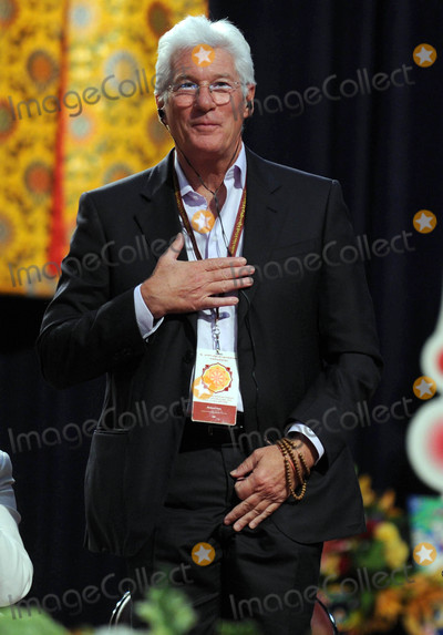 Jacob Javits Photo - Photo by Dennis Van TinestarmaxinccomSTAR MAXCopyright 2015ALL RIGHTS RESERVEDTelephoneFax (212) 995-119671015Richard Gere celebrates The Dalai Lamas 80th birthday at a meditation ceremony at the Jacob Javits Convention Center(NYC)