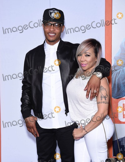 Tip Harris Photo - Photo by KGC-11starmaxinccomSTAR MAX2015ALL RIGHTS RESERVEDTelephoneFax (212) 995-119632515TI (Tip Harris) and Tiny (Tameka Cottle) at the premiere of Get Hard(Hollywood CA)
