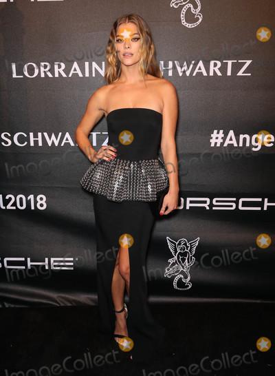 Nina Agdal Photo - Photo by John NacionstarmaxinccomSTAR MAX2018ALL RIGHTS RESERVEDTelephoneFax (212) 995-1196102218Nina Agdal at Angel Ball 2018 in New York City