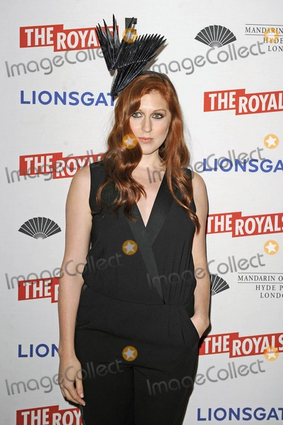 Hatty Preston Photo - Photo by KGC-138starmaxinccomSTAR MAX2015ALL RIGHTS RESERVEDTelephoneFax (212) 995-119632415Hatty Preston at the premiere party for The Royals(Mandarin Hotel London England UK)