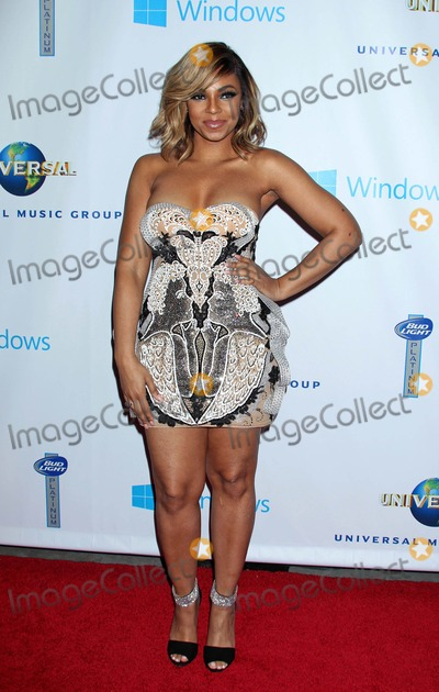 Ashanti Douglas Photo - Photo by REWestcomstarmaxinccom2014ALL RIGHTS RESERVEDTelephoneFax (212) 995-119612614Ashanti Douglas at the Universal Music Group 2014 Post Grammy Party(Los Angeles CA)
