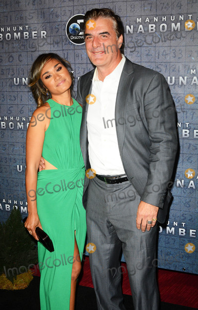 Chris Noth Photo - Photo by Patricia SchleinstarmaxinccomSTAR MAXCopyright 2017ALL RIGHTS RESERVEDTelephoneFax (212) 995-119671917Tara Wilson and Chris Noth at the premiere of Discoverys Manhunt Unabomber in New York City(NYC)