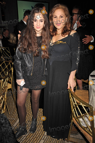 Kathy Najimy Photo - Photo by Demis MaryannakisstarmaxinccomSTAR MAX2014ALL RIGHTS RESERVEDTelephoneFax (212) 995-119633114Samia Finnerty and Kathy Najimy at the 2014 National Corporate Theatre Fund Chairmans Awards Gala at the Pierre Hotel(NYC)