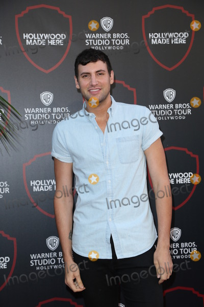 Alx James Photo - Photo by JMAstarmaxinccomSTAR MAX2015ALL RIGHTS RESERVEDTelephoneFax (212) 995-119671415Alx James at the unveiling of Warner Bros Studio Expansion(Los Angeles CA)
