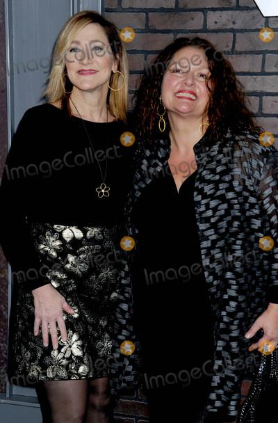 Aida Turturro Photo - Photo by Dennis Van TinestarmaxinccomSTAR MAX2016ALL RIGHTS RESERVEDTelephoneFax (212) 995-119611516Edie Falco and Aida Turturro at the premiere of Vinyl(NYC)