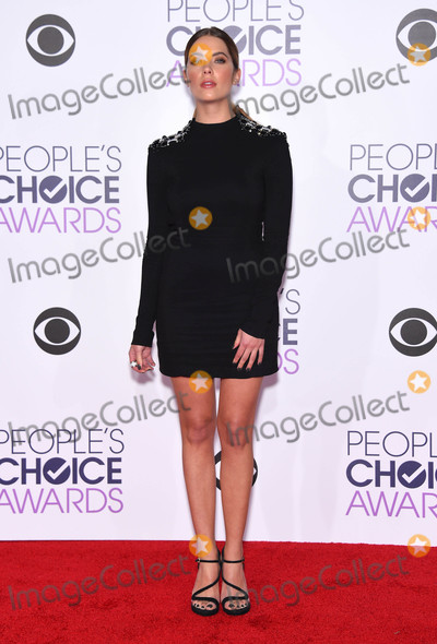 Ashley Benson Photo - Photo by KGC-11starmaxinccomSTAR MAX2016ALL RIGHTS RESERVEDTelephoneFax (212) 995-11961616Ashley Benson at The 2016 Peoples Choice Awards(Los Angeles CA)