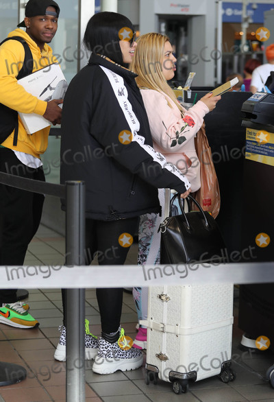 Blac Chyna Photo - Photo by SMXRFstarmaxinccomSTAR MAX2020ALL RIGHTS RESERVEDTelephoneFax (212) 995-11962520Blac Chyna is seen at LAX Airport in Los Angeles CAk