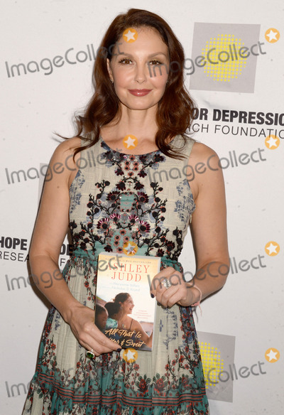 Ashley Judd Photo - Photo by Dennis Van TinestarmaxinccomSTAR MAXCopyright 2017ALL RIGHTS RESERVEDTelephoneFax (212) 995-119611817Ashley Judd at the 11th Annual Hope For Depression Research Foundation HOPE Luncheon(NYC)