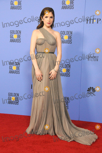 Anna Kendrick Photo - Photo by GalaxystarmaxinccomSTAR MAXCopyright 2017ALL RIGHTS RESERVEDTelephoneFax (212) 995-11961817Anna Kendrick at the 74th Annual Golden Globe Awards(Beverly Hills CA)