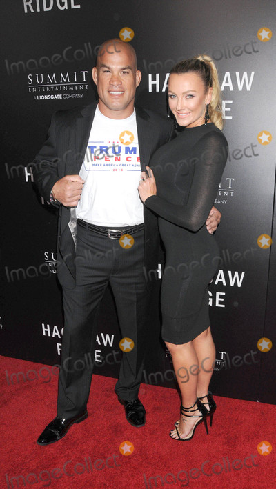 Nicole Miller Photo - Photo by KGC-136starmaxinccomSTAR MAX2016ALL RIGHTS RESERVEDTelephoneFax (212) 995-1196102416Tito Ortiz and Nicole Miller at the premiere of Hacksaw Ridge(Los Angeles CA)