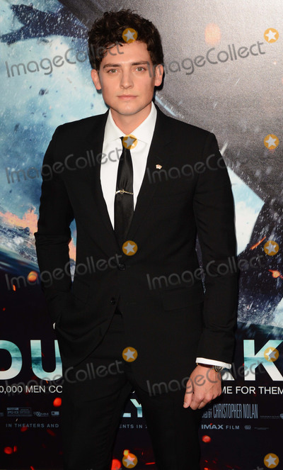 Aneurin Barnard Photo - Photo by Patricia SchleinstarmaxinccomSTAR MAXCopyright 2017ALL RIGHTS RESERVEDTelephoneFax (212) 995-119671817Aneurin Barnard at the premiere of Dunkirk(NYC)