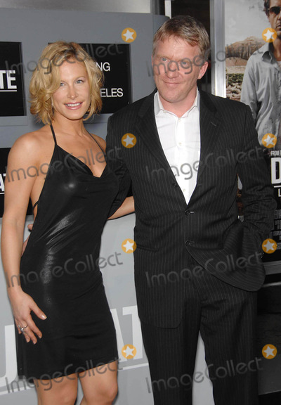 Anthony Hall Photo - Photo by Michael Germanastarmaxinccom2010102810Michael Anthony Hall and date at the premiere of Due Date(Los Angeles CA)