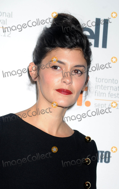 AUDREY TATOU Photo - Photo by Dennis Van Tinestarmaxinccom2012starmaxinccomALL RIGHTS RESERVEDTelephoneFax (212) 995-119691112Audrey Tatou at The Toronto Film Festival(Toronto Canada)