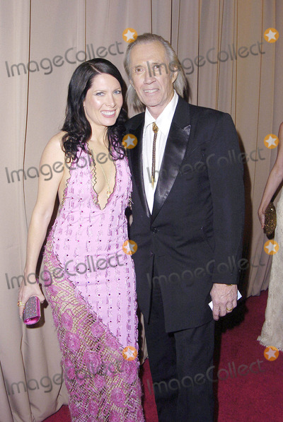 Annie Bierman Photo - Photo by Michael Germanastarmaxinccom200511605David Carradine and his wife Annie Bierman at the Miramax Party for the 62nd Annual Golden Globe Awards(Los Angeles CA)