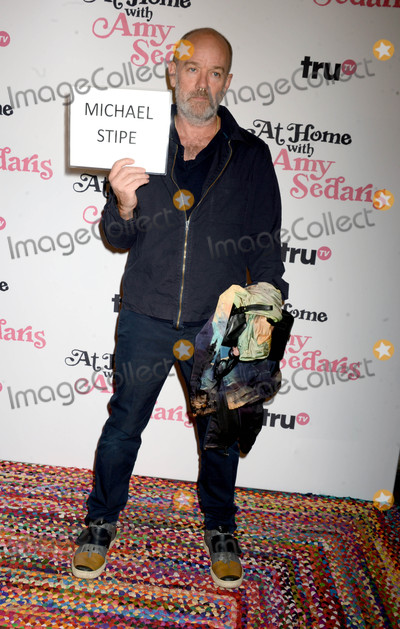 Amy Sedaris Photo - Photo by Dennis Van TinestarmaxinccomSTAR MAX2017ALL RIGHTS RESERVEDTelephoneFax (212) 995-1196101917Michael Stipe at a screening of At Home With Amy Sedaris in New York City
