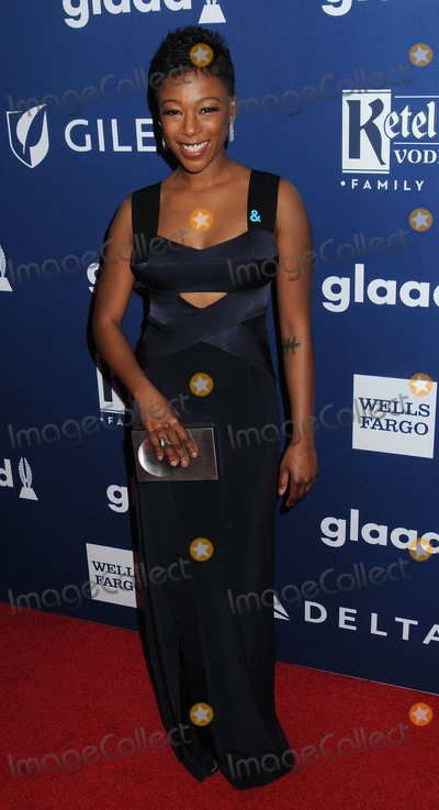 Samira Wiley Photo - Photo by zzDemis MaryannakisstarmaxinccomSTAR MAXCopyright 2018ALL RIGHTS RESERVEDTelephoneFax (212) 995-11965518Samira Wiley at The 29th Annual GLAAD Media Awards in New York City(NYC)