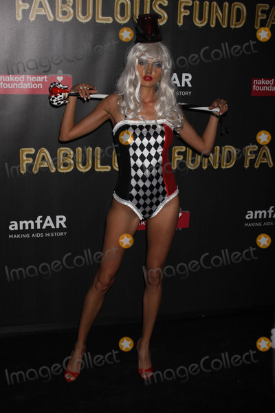 Alina Baikova Photo - Photo by Victor MalafrontestarmaxinccomSTAR MAX2017ALL RIGHTS RESERVEDTelephoneFax (212) 995-1196102817Alina Baikova at The 2017 Naked Heart Foundation x amfAr Fabulous Fund Fair at Skylight Clarkson Sq in New York City