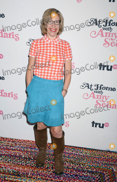 Amy Sedaris Photo - Photo by Dennis Van TinestarmaxinccomSTAR MAX2017ALL RIGHTS RESERVEDTelephoneFax (212) 995-1196101917Jackie Hoffman at a screening of At Home With Amy Sedaris in New York City