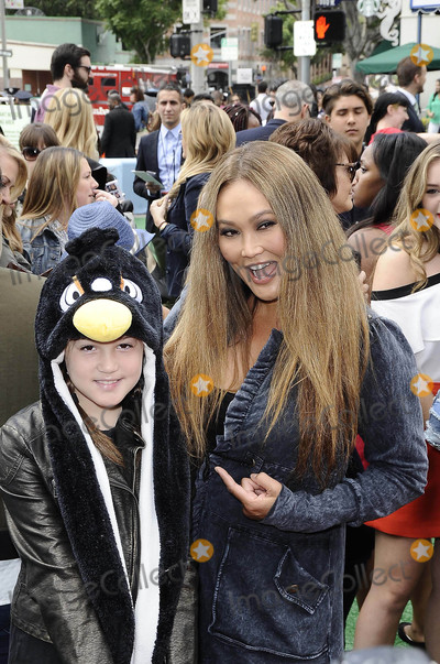 Angry Bird Photo - Photo by Michael GermanastarmaxinccomSTAR MAX2016ALL RIGHTS RESERVEDTelephoneFax (212) 995-11965716Tia Carrere at the premiere of Angry Birds(Los Angeles CA)