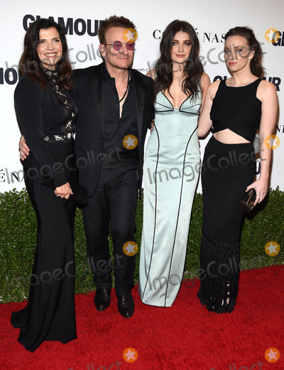 Jordan Hewson Photo - Photo by KGC-11starmaxinccomSTAR MAX2016ALL RIGHTS RESERVEDTelephoneFax (212) 995-1196111416Bono Ali Hewson Eve Hewson and Jordan Hewson at The 2016 Glamour Women of the Year Awards in Los Angeles CA