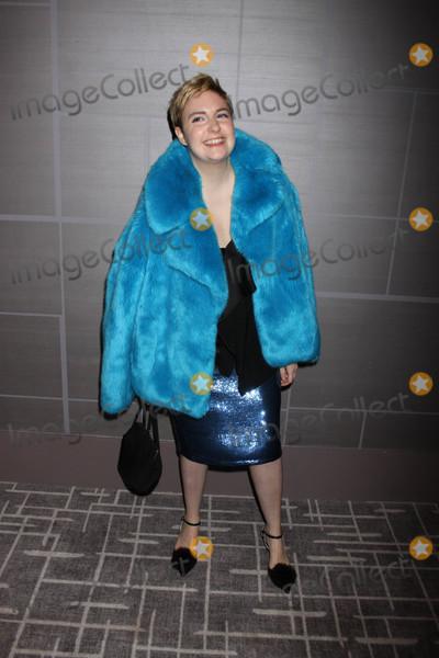 Lena Dunham Photo - Photo by Victor MalafrontestarmaxinccomSTAR MAX2017ALL RIGHTS RESERVEDTelephoneFax (212) 995-11969817Lena Dunham at The Daily Front Rows Fashion Media Awards in New York City