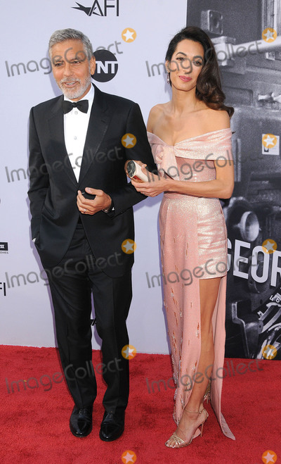 Amal Alamuddin Photo - Photo by GalaxystarmaxinccomSTAR MAXCopyright 2018ALL RIGHTS RESERVEDTelephoneFax (212) 995-11966718George Clooney and Amal Alamuddin Clooney at the American Film Institutes 46th Life Achievement Award Gala Tribute To George Clooney(Dolby Theatre Hollywood CA)