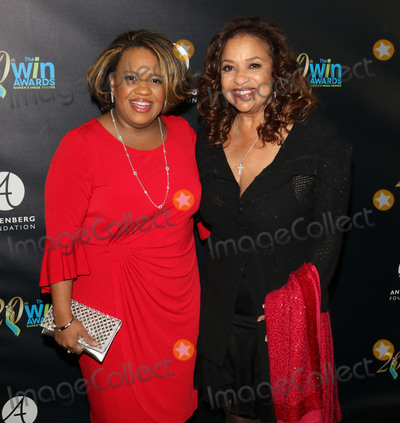 Chandra Wilson Photo - Photo by zzgotpapstarmaxinccomSTAR MAXCopyright 2019ALL RIGHTS RESERVEDTelephoneFax (212) 995-119622219Chandra Wilson and Debbie Allen at the 20th Annual Womens Image Network (WIN) Awards held at The Montage Beverly Hills Hotel in Beverly Hills Los Angeles CA