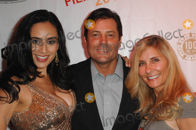 Valerie Perez Photo - NORTH HOLLYWOOD CA - SEPTEMBER 17  Actress Valerie Perez and actor Jeff Rector at A Night of Science Fiction Fantasy  Horror in Conjunction with The Burbank Film Festival After Party at TDJ Studios on September 17 2011  in North Hollywood California  (Albert L OrtegaImageCollectcom)