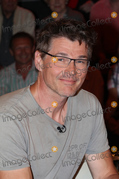A-Ha Photo - A-ha singer MORTEN HARKET German Talkshow Markus Lanz Hamburg 15062016
