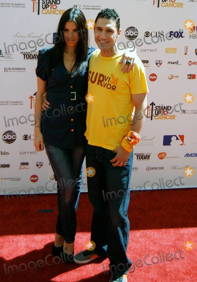 Ethan Zohn Photo - Ethan Zohn and Jenna Morasca at the Stand Up To Cancer fundraising event in Los Angeles CA 91010
